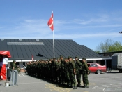 Indmarchen på Bov Skole 18/5-02